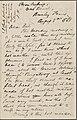 """Bab,"" (Rose Hawthorne, later Lathrop), ALS to. Aug. 5, 1861 (NYPL b15823745-5070715).jpg"