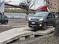 """"""" 12 - ITALY - Fiat Panda 4x4 Off-road drive - Motorshow di Bologna 012.JPG"""