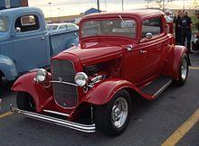 1932 Ford De Luxe Coupe V8 & 1932 Ford - Wikipedia markmcfarlin.com
