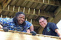 'Dog Face' soldiers, Columbus Lions tackle obstacle course 140321-A-IP604-343.jpg