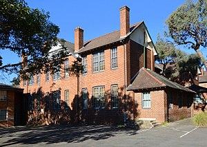 North Sydney Girls High School - A building at the school