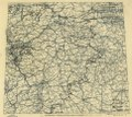 (April 13, 1945), HQ Twelfth Army Group situation map. LOC 2004631934.tif