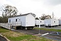(Hurricane Katrina) Baton Rouge, LA, March 6, 2006 - FEMA provides both mobile homes and travel trailers as temporary housing for disaster victims at various sites throughout Louisi - DPLA - 55a76aa476a32869f3fbb9e339831113.jpg
