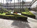 (Iglesia de San Francisco, Quito) Convento pic.b6 interior courtyard.JPG