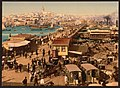 (Kara-Keui (Galata) and view of Pera, Constantinople, Turkey) LOC 4211222402.jpg