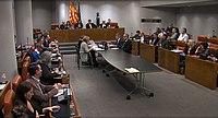 (Sala plenaria) Ple Diputació de Barcelona ordinari de gener 2016.jpg