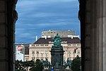 Äußeres Burgtor, Maria-Theresien-Denkmal, MuseumsQuartier, Stiftsbunker Wien 2015 b.jpg