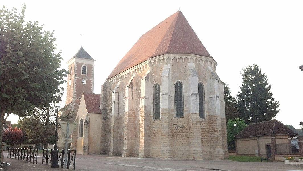 Église Saint-Médard de Bussy-en-Othe