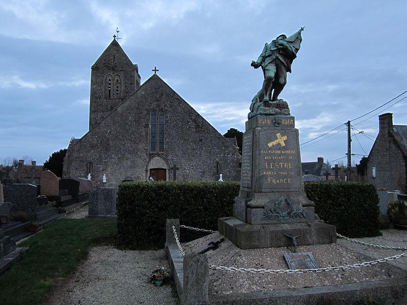 Église Saint-Martin de fr:Lestre