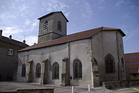 Église Saint-Privat Côté.JPG