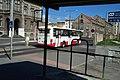 Ústí nad Labem, Centrum, autobus.JPG
