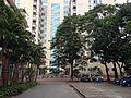 Đường trong Đại học Thuỷ Lợi, Hà Nội 002.JPG