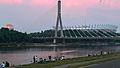 Świętokrzyski Bridge - National Stadium (2).jpg
