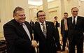Συνάντηση ΑΚ-ΥΠΕΞ Ευ. Βενιζέλου με Ειδικό Σύμβουλο ΓΓ ΟΗΕ για Κυπριακό E.B. Eide (15694150946).jpg