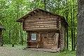 Амбар из села Пятницкое Семеновского района Нижегородской области.jpg