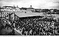 Биржа труда и Городская народная столовая на Хитровской площади.1917 год..jpg