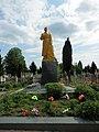 Братська могила 26 воїнів, які загинули при обороні міста Ніжин 74-104-0172 01.jpg