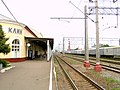 Вокзал, площадь Вокзальная, Клин, МО.jpg