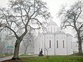 Вул. Преображенська, 1-а, біля Борисоглібського собору.jpg