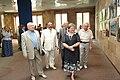 Відкриття фотовиставки присвяченої Казахстану в Національній бібліотеці України імені В.І. Вернадського.jpg