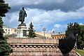 В 1955 в Твери (тогда Калинин) был поставлен памятник Никитину (скульпторы С. М. Орлов, А. П. Завалов, архитектор - panoramio.jpg