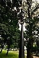 Газовый фонарь, здесь были установлены первые такие фонари.jpg
