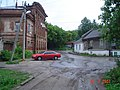 Дом-Утюг по ул. Н.Набережная. Home-flat on Nizhnyaya Neberezhnaya street - panoramio.jpg