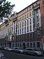 Дом Упатчева, Шульгина и Реутова (Рабочего жилищного строительного кооперативного товарищества Металлостроя); Санкт-Петербург.jpg