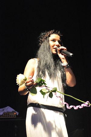 Yolka (singer) - Elka in 2012