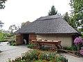 Комора (Меморіальний комплекс – садиба письменника І. П. Котляревського).JPG