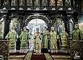 Литургия в Павловском соборе Гатчины. 1 октября 2016.jpg