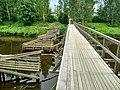 Олонец, Слободской мост (через Мегрегу), вид 2.jpg