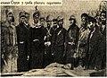 Отаман Ілько Струк біля гробівця поляглого побратима.jpg