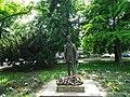 Пам'ятник угорському поету Ш. Петефі, Ужгород, пл. Ш. Петефі.jpg
