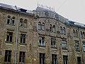Поліклініка, Будинок, в якому вперше на аматорській сцені виступав Курбас Лесь.jpg