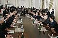 Российско-азербайджанские переговоры в расширенном составе. 22.02.2006.jpg