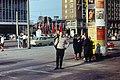 Руины Фрауэнкирхе. Памятник жертвам бомбардировки в Дрездене.Германия 1969..jpg