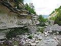 Р. Сапдере и скалите, Вкаменена гора.jpg