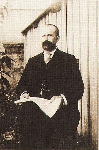 Евгений Трубецкой. 1910 год