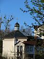 Храм (каплиця) Блаженних преподобномучениць Олімпії та Лаврентії при монастирі Згрома - panoramio (5).jpg