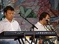 Чувелёв и Чекрыжов на концерте в Донецке 6 июня 2010 года 007.JPG
