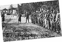 Шикування підрозділу Поліської Січі в містечку Олевськ.jpg