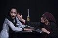 تئاتر باغ وحش شیشه ای به کارگردانی محمد حسینی در قم به روی صحنه رفت - عکاس- مصطفی معراجی 15.jpg
