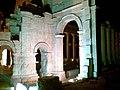 تدمر بالليل Palmyra at night 1 - panoramio.jpg