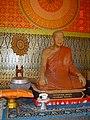 หุ่นพระครูประกาศสุนทรกิจ หลวงพ่อสนธิ์ กิจจกาโร Prakatsunthonkit Venerable Teacher (Son Kitchakaro) - panoramio.jpg