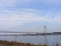 武汉市阳逻长江大桥 - panoramio.jpg