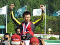 第149回天皇賞 - 149th Tenno Sho Spling (GI) - Kyoto Racecourse (May 4, 2014) (13925902077).jpg