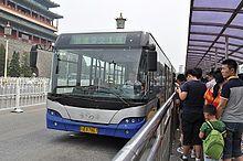 快速公交1号线_北京快速公交1号线 - 维基百科,自由的百科全书