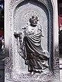 达摩祖师,Darhma Monk - Founder of Shaolin Temple and Zen Buddhism - panoramio.jpg