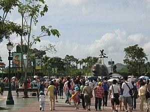 Hong Kong Disneyland Resort - Park Promenade